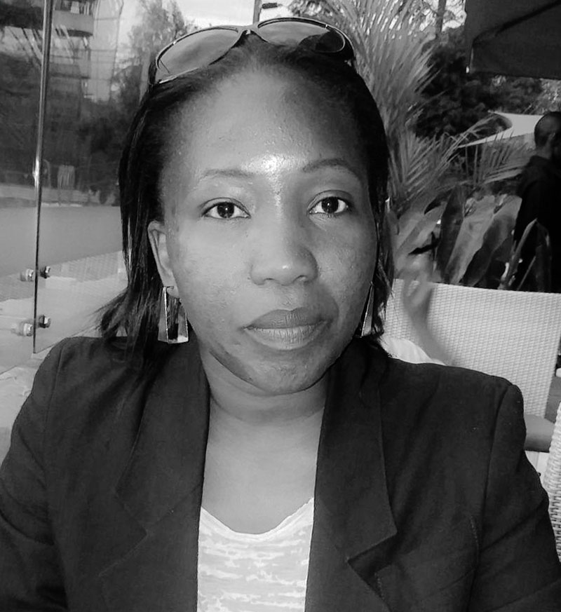 Lorna Caren Nyamgero